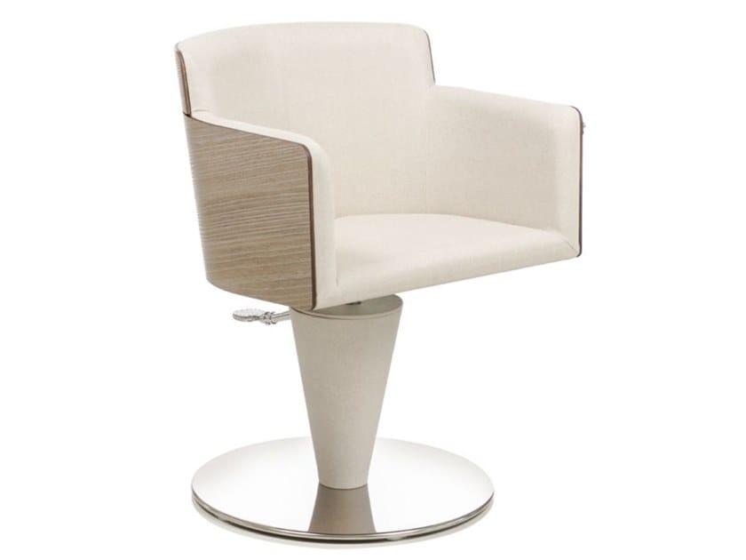 Hairdresser chair AIDA W by Gamma & Bross