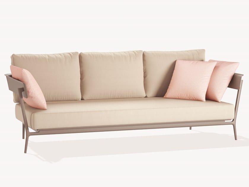 3 seater fabric sofa AIKANA | 3 seater sofa by FAST