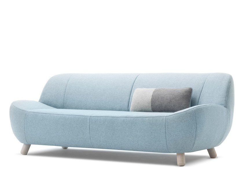 Fabric sofa AINO by Extraform