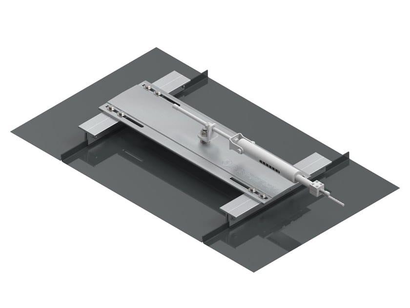 Ancoraggio terminale e angolare AIO-SYST-01-410-610 by INNOTECH®