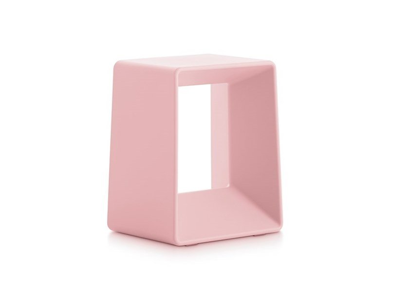 Polyethylene garden stool AIR | Garden stool by Diabla