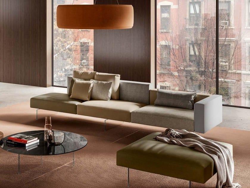 Sectional sofa AIR - 0811 | Sofa by Lago