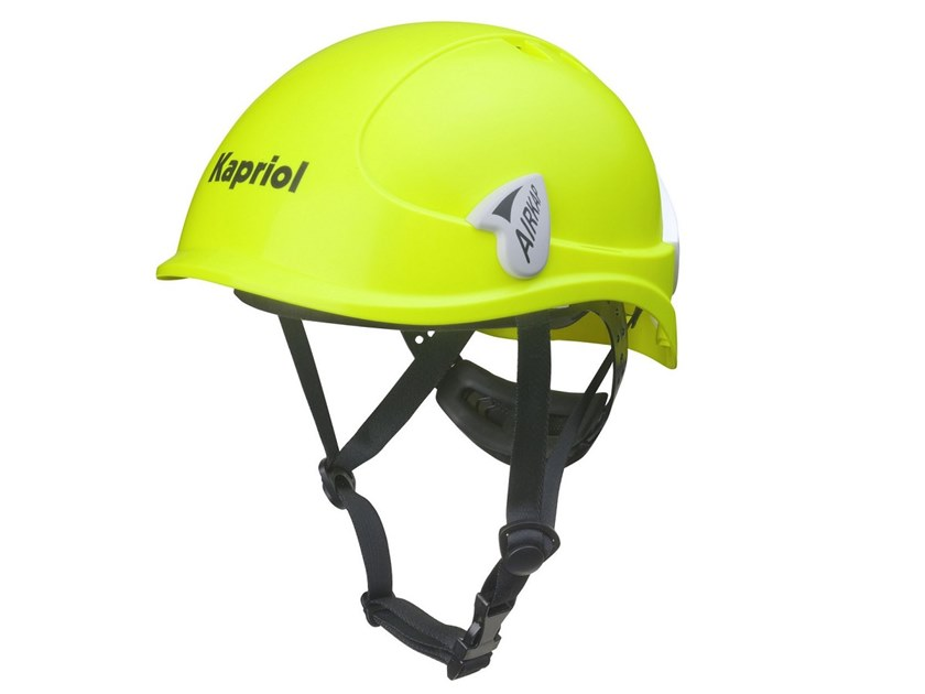 Personal protective equipment AIRKAP GIALLO FLUO by KAPRIOL