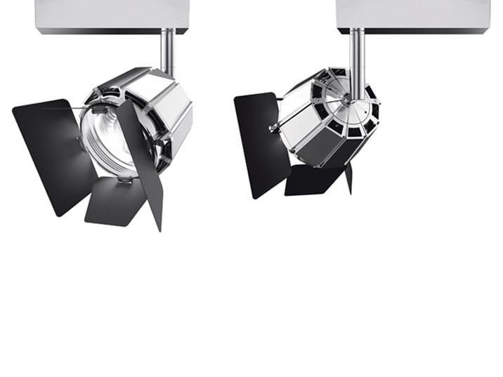 Illuminazione a binario a LED in alluminio AIRLITE STABLE   Illuminazione a binario by Artemide