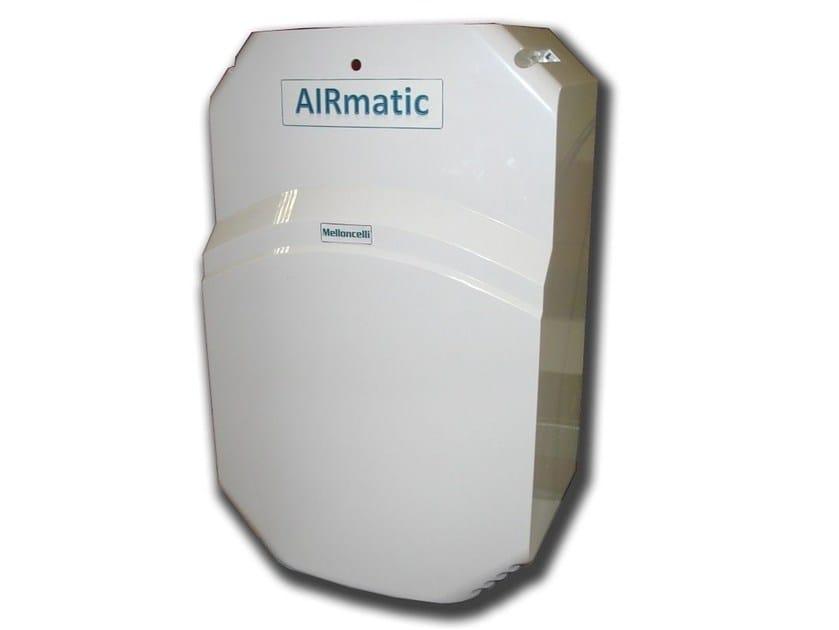 ABS Heat exchanger / Aspirator AIRMATIC   Heat exchanger by Melloncelli