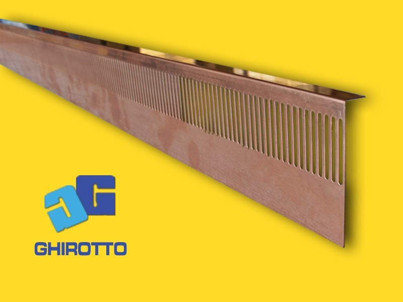 Ventilation grille and part AIRVENT by GHIROTTO