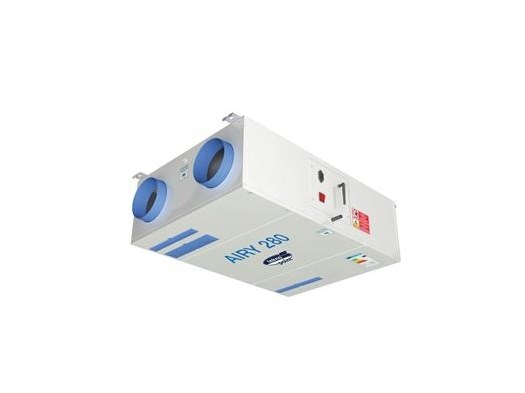 Mechanical forced ventilation system AIRY VMC 280 by TEKNO POINT ITALIA