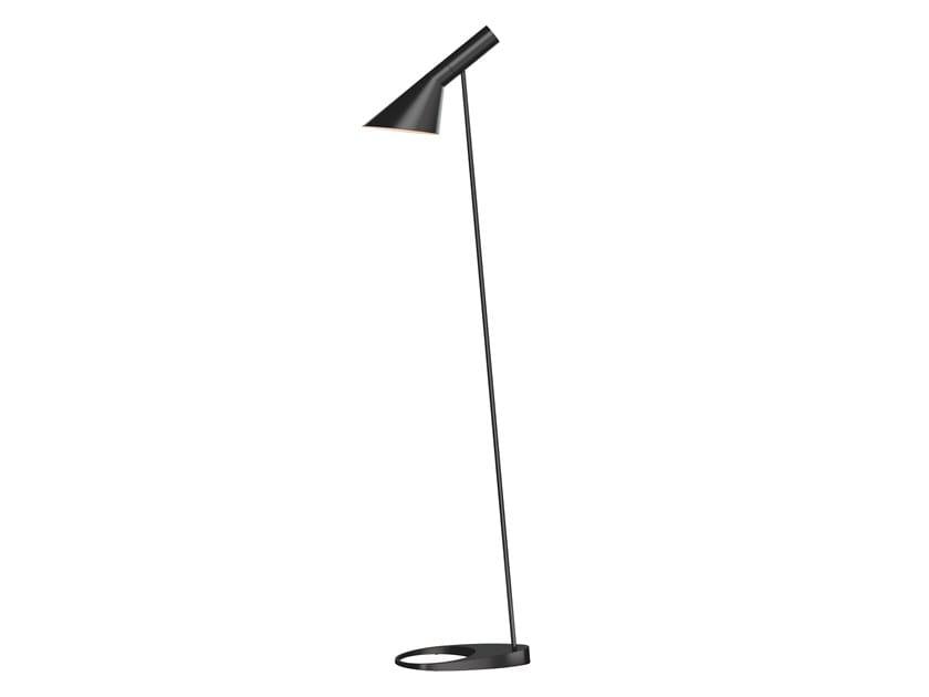 LED metal floor lamp AJ | Floor lamp by Louis Poulsen