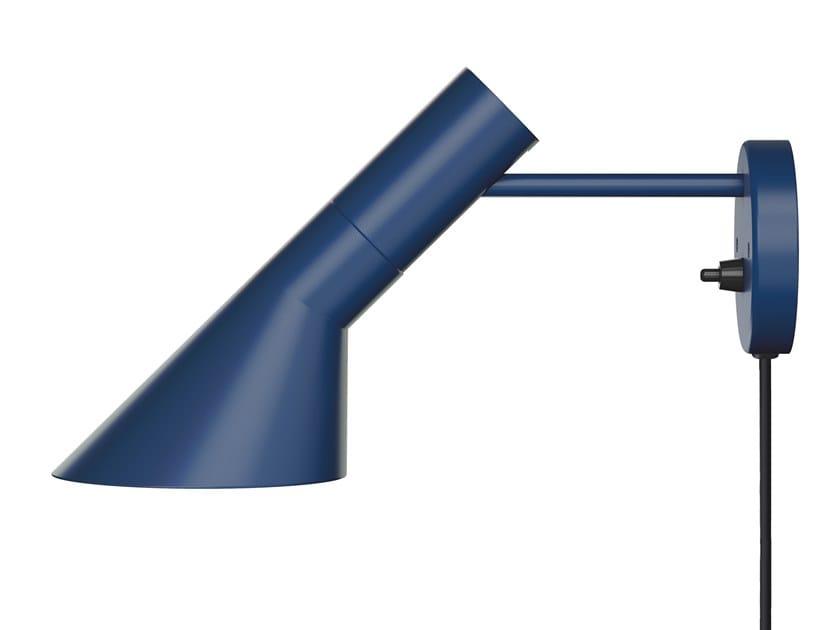 Adjustable steel wall lamp AJ | Wall lamp by Louis Poulsen