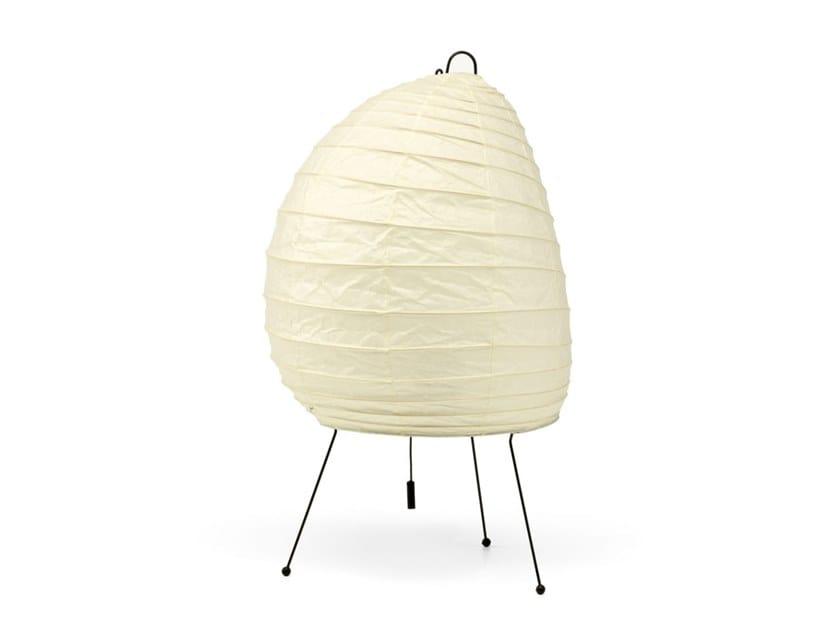 Akari 1n Lampada Da Tavolo By Vitra Design Isamu Noguchi