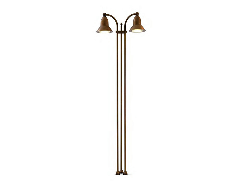 Metal Floor lamp AKEBIA | Floor lamp by Aldo Bernardi