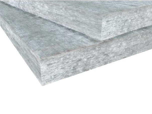 Plastic thermal insulation panel AKUSTIPANEL-20 by Knauf Italia