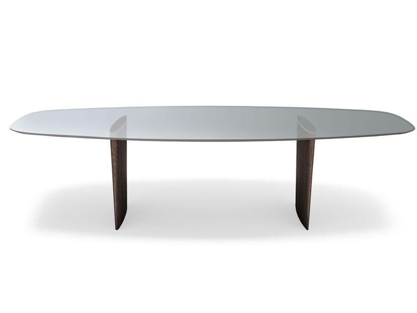 ALA | Tisch aus Glas