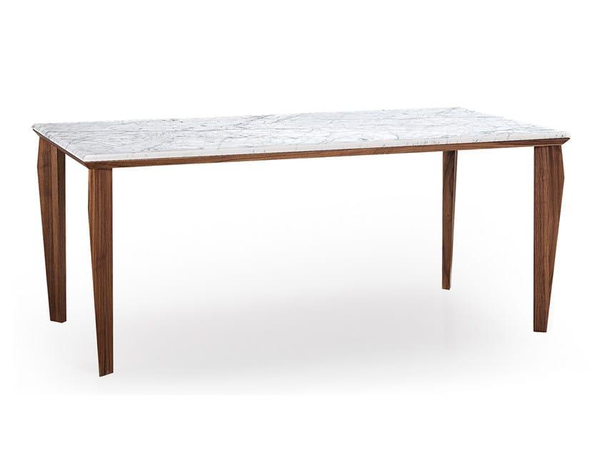 Rectangular table ALA | Rectangular table by Oliver B.