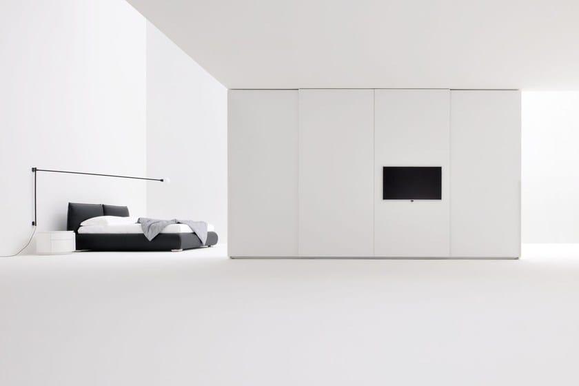 ALA TV | Armadio con TV integrata Collezione SpazioLab By Silenia