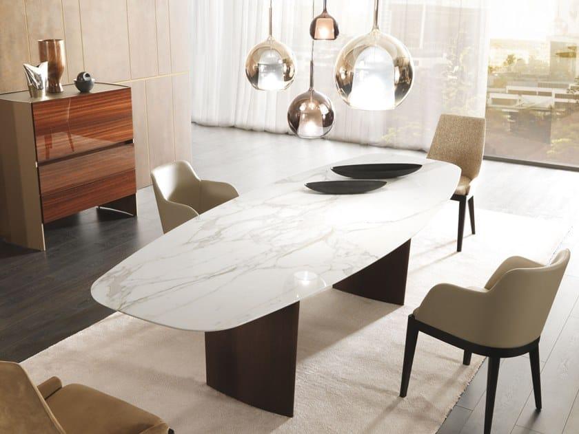 ALA | Tisch aus Marmor