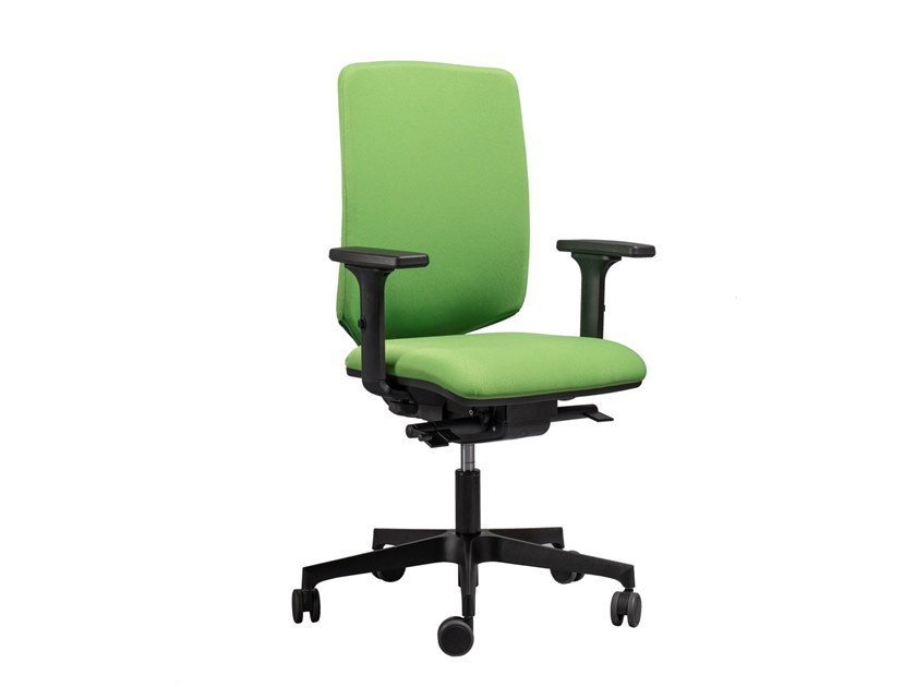 Swivel task chair with 5-Spoke base ALAMABA | Task chair by AP Factor