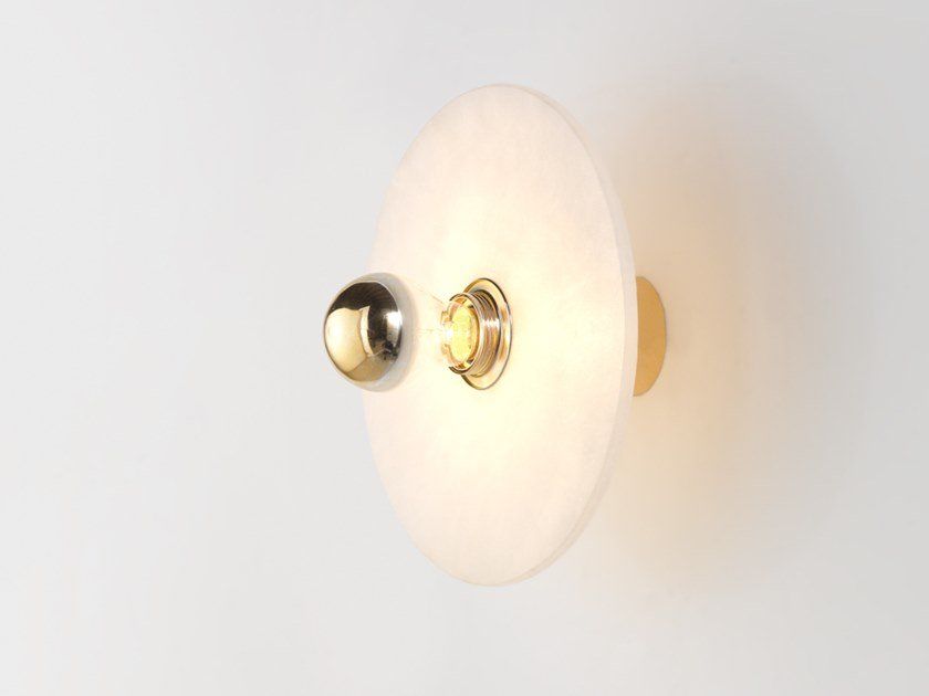 Metal wall lamp ALBA | Wall light by Aromas del Campo