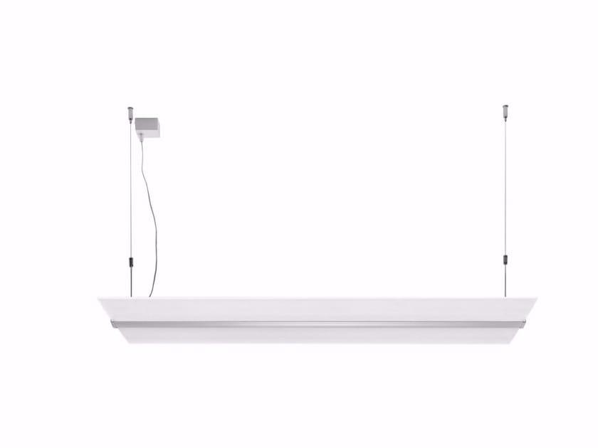 LED PMMA pendant lamp ALBATROS by Linea Light Group