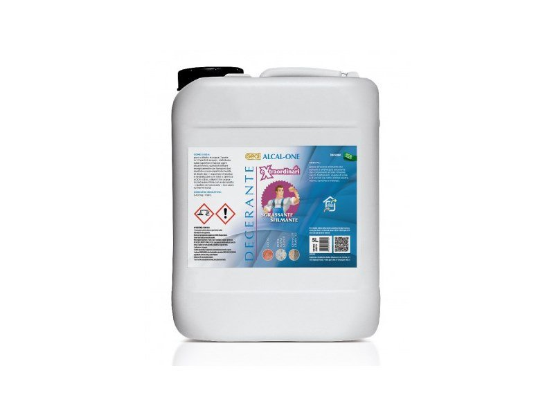 Surface cleaning product ALCAL-ONE by Geal