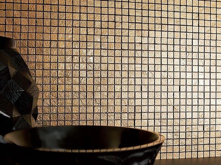 Marble mosaic ALCHIMIA by Lithos Mosaico Italia