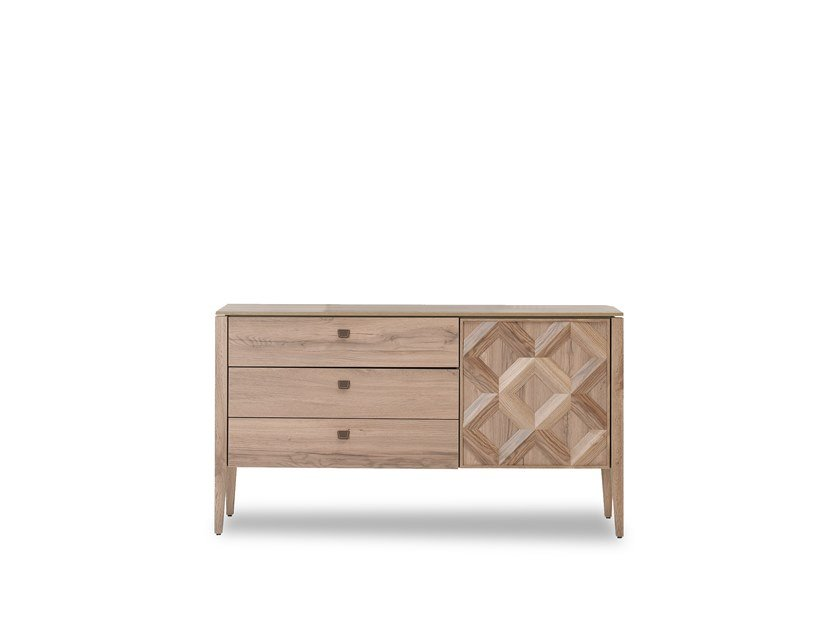 MDF chest of drawers ALESSA | Chest of drawers by Enza Home