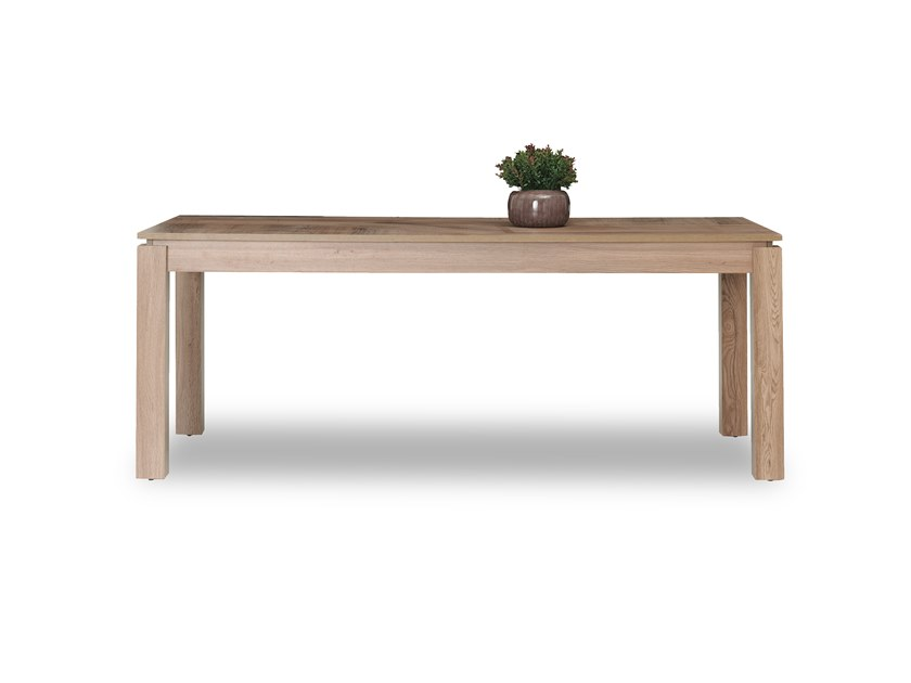 Rectangular MDF table ALESSA | Table by Enza Home