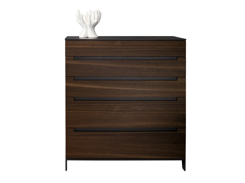 Oak chest of drawers ALEX LAB. | Chest of drawers by Twils