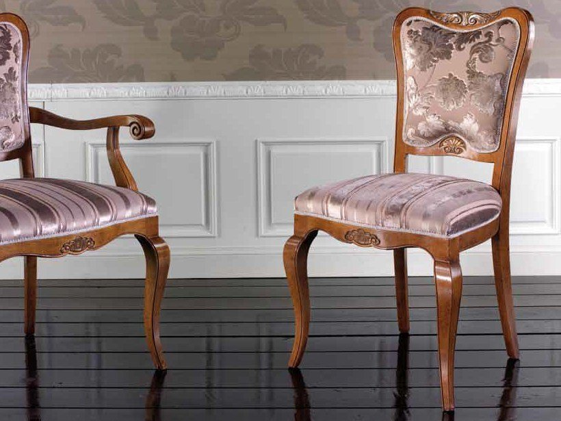 Upholstered chair ALEXANDER | Chair by Arvestyle