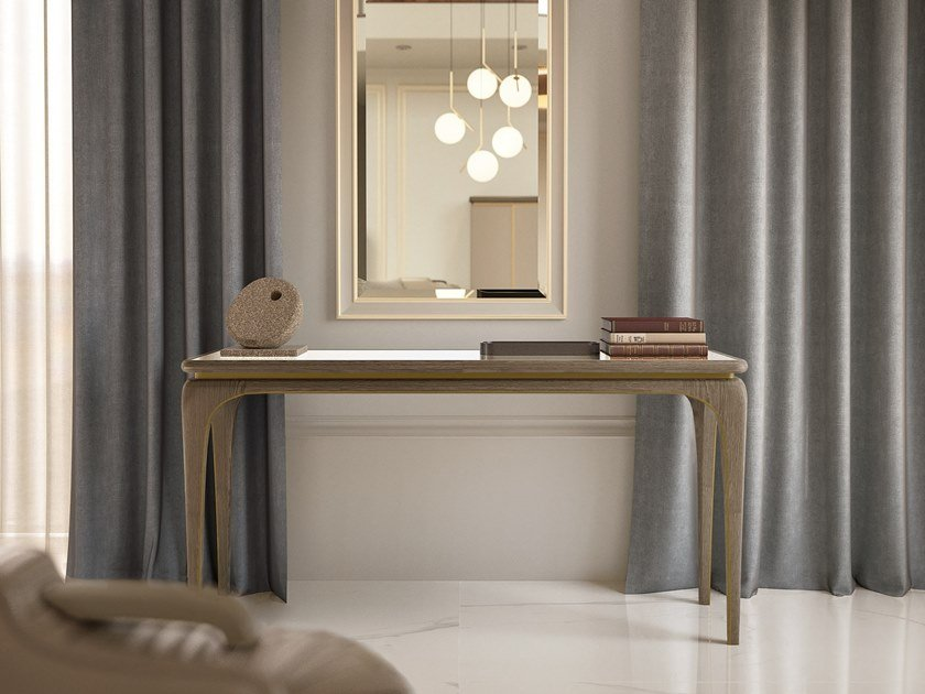 Rectangular console table ALEXANDER | Console table by A.R. Arredamenti