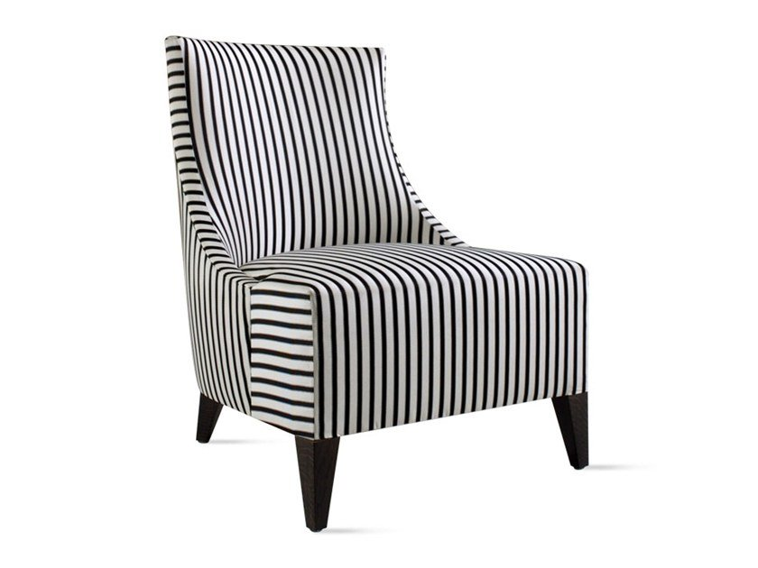 Fabric easy chair ALEXANDRA PALACE by Laval