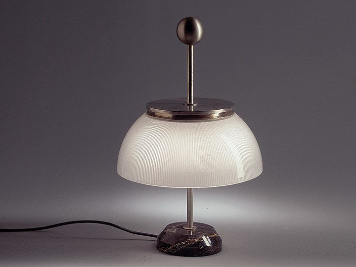 Halogen desk lamp ALFA by Artemide