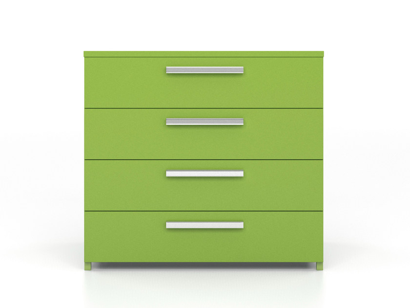 Free standing sectional chest of drawers ALFABOX   Chest of drawers by De Rosso
