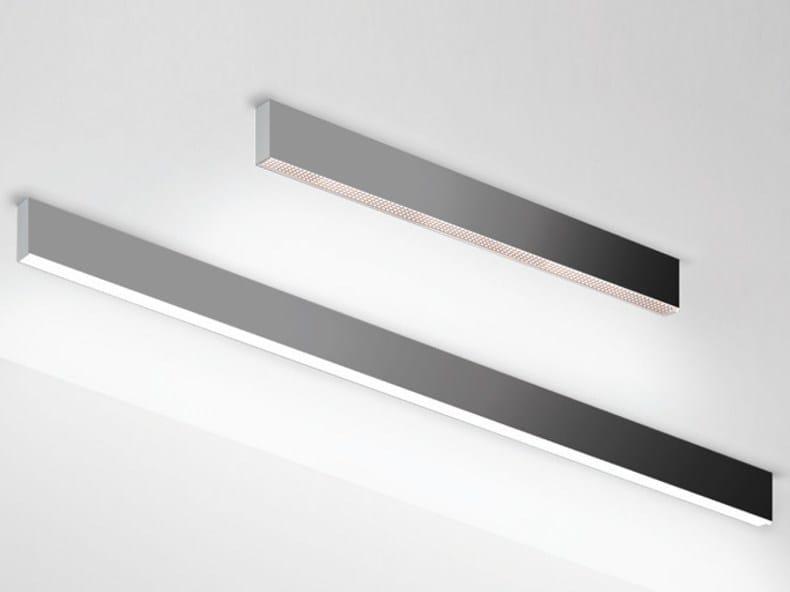 Aluminium wall lamp / ceiling lamp ALGORITMO STAND ALONE by Artemide