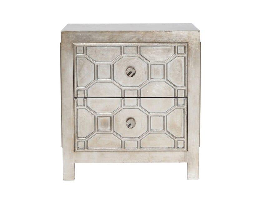 Cassetti In AlhambraComodino design Truciolare Kare Con MqzVSUp