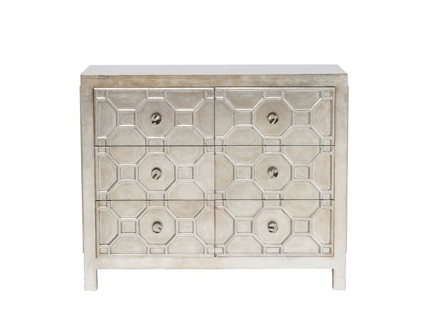 Chipboard chest of drawers ALHAMBRA | Chest of drawers by KARE-DESIGN