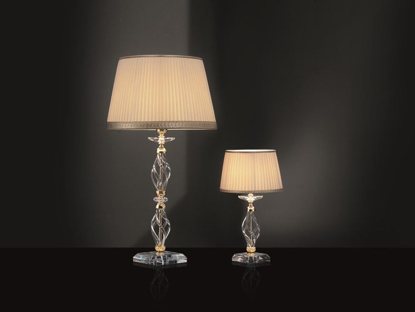 Table lamp ALICANTE LG1 LP1 by Euroluce Lampadari