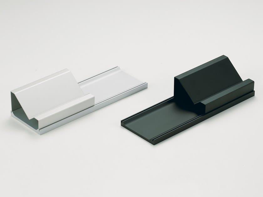 Supporto per smartphone e tablet con portapenne ALIGN LINE | Accessorio per smartphone e tablet by TAKEDA DESIGN PROJECT