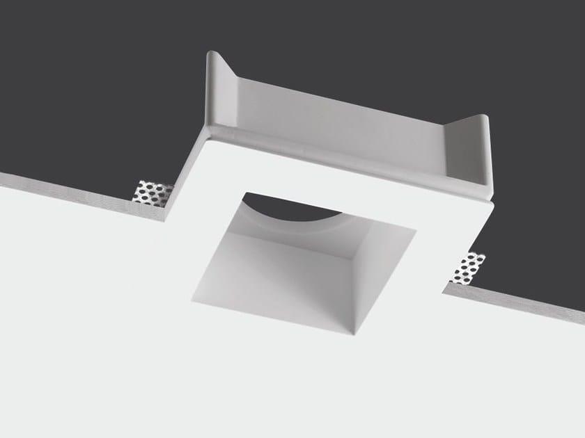 Square recessed Coral® spotlight ALKABOX by Buzzi & Buzzi