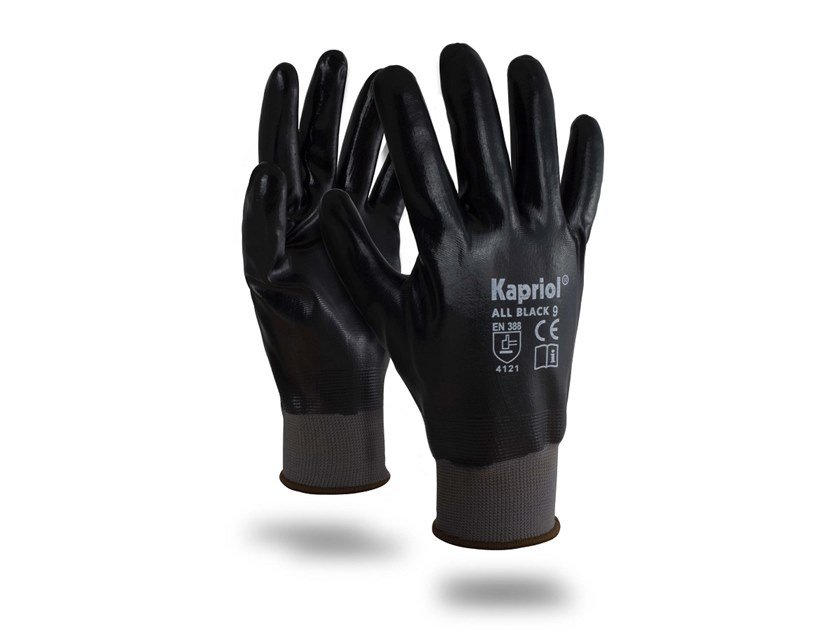Personal protective equipment ALL BLACK by KAPRIOL