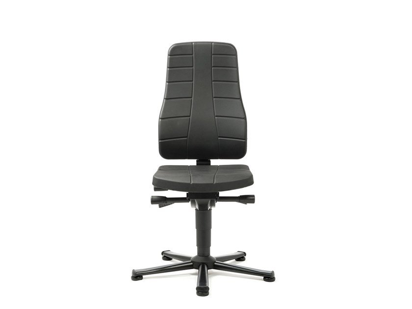 Task chair with 5-Spoke base ALL-In-ONE 9640 by bimos