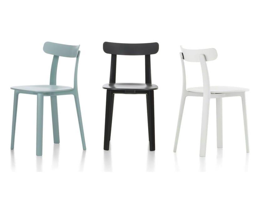 Sedia Panton Trasparente : Sedia in polipropilene panton chair by vitra design verner panton