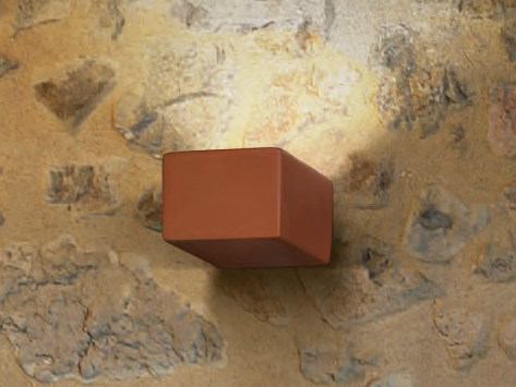 Indirect light wall light ALLEGRO by Aldo Bernardi
