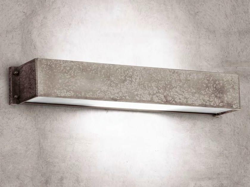 Direct-indirect light wall light ALLEGRO | Direct-indirect light wall light by Aldo Bernardi