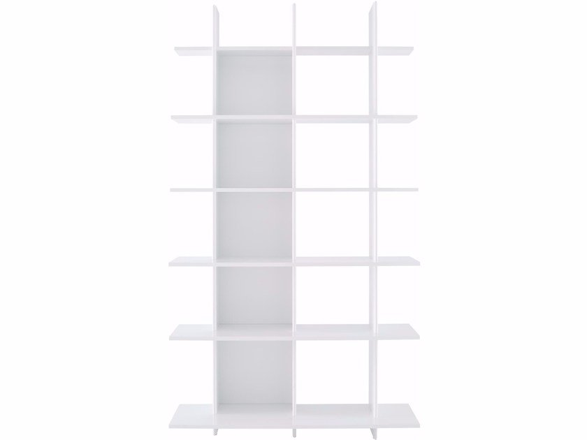 Open sectional bookcase ALLITERATION by Ligne Roset