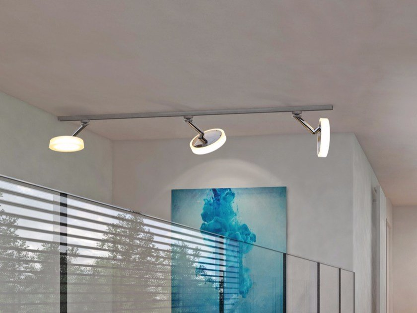 Illuminazione a binario a LED ALLROUND TRACK by Top Light