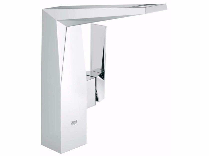 Countertop 1 hole washbasin mixer ALLURE BRILLIANT SIZE L | Washbasin mixer without waste by Grohe