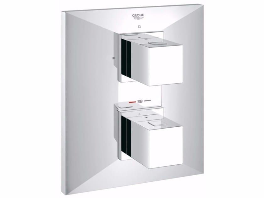 Miscelatore termostatico per doccia a 2 fori ALLURE BRILLIANT | Miscelatore termostatico per doccia by Grohe
