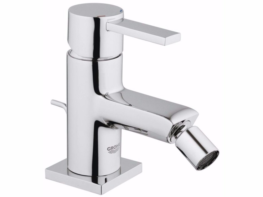 Single handle bidet mixer with swivel spout ALLURE   Bidet mixer by Grohe