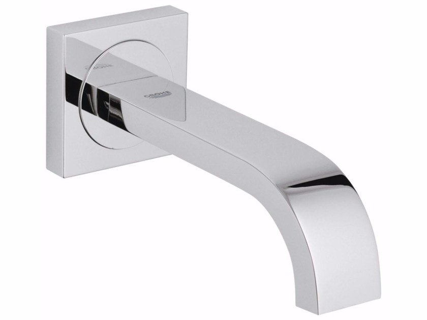 Bathtub spout ALLURE | Wall-mounted spout by Grohe